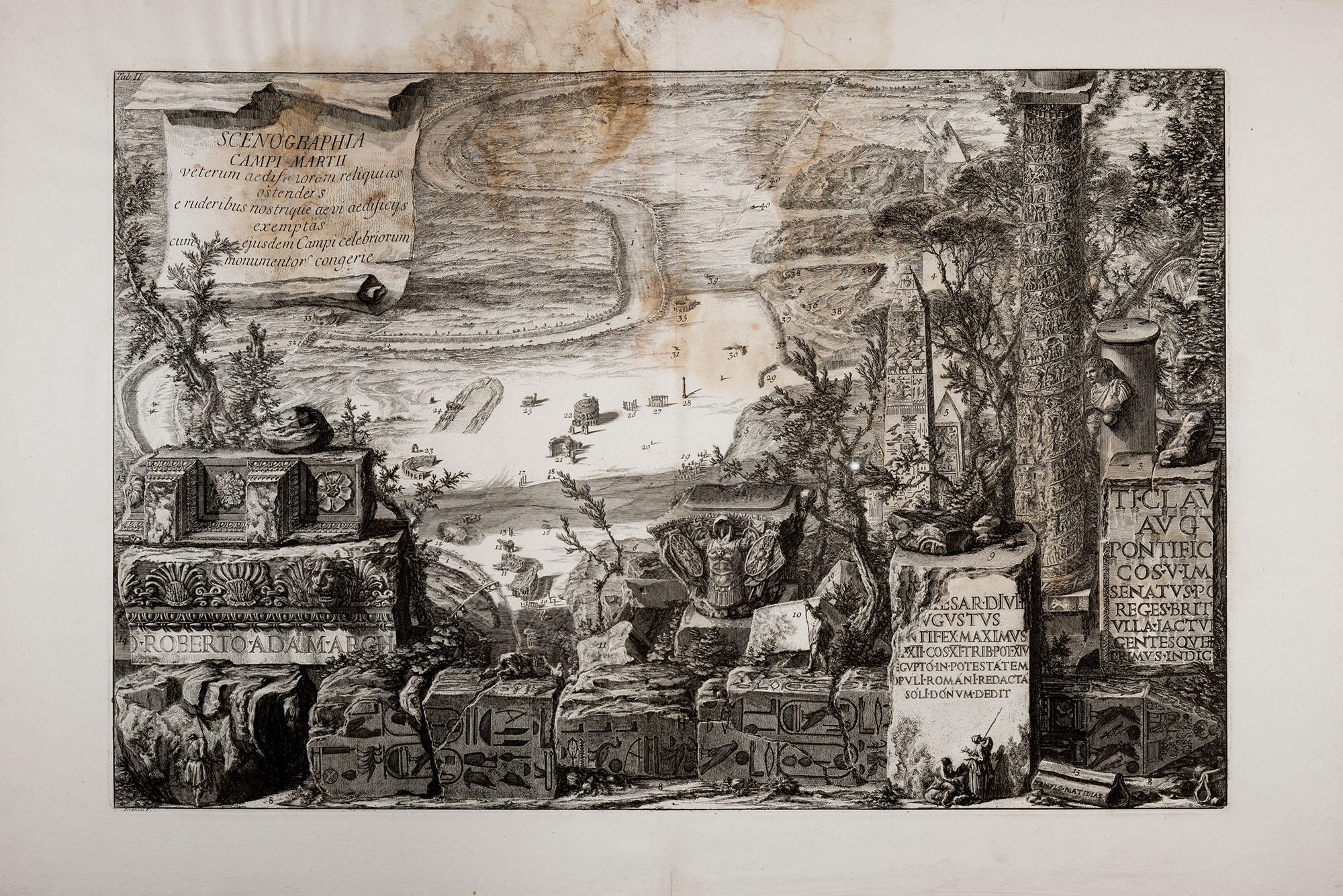 9. Scenographia Campi Martii