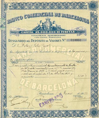 Banco Comercial de Barcelona