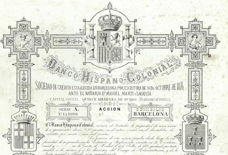Banco Hispano-Colonial 