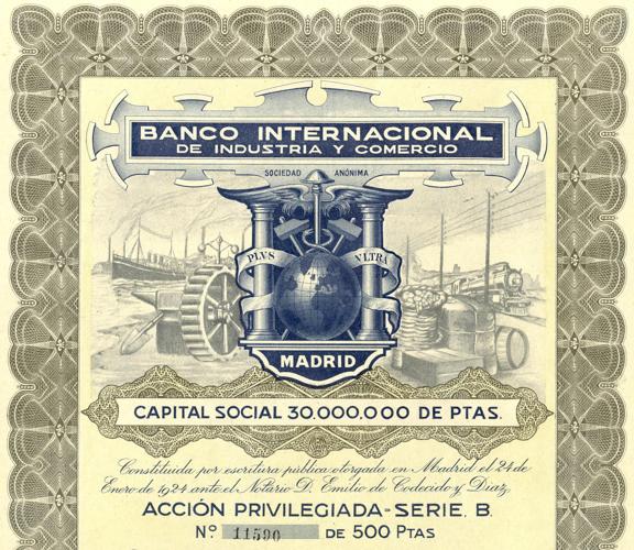 Banco Internacional de Industria y Comercio 