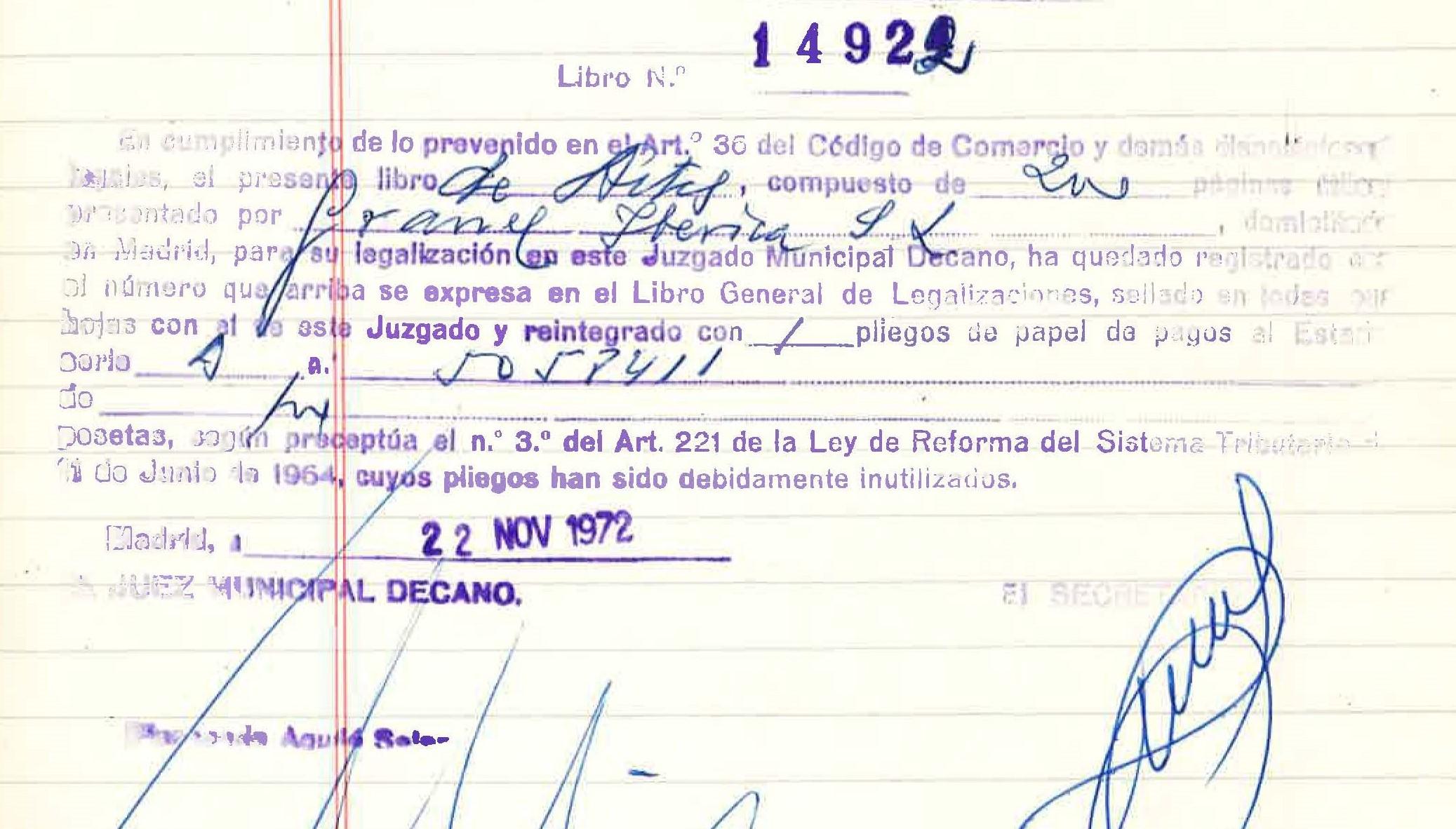 Granel Ibérica, S.L.