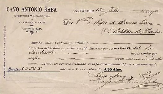 Herederos de Cayo Antonio Raba