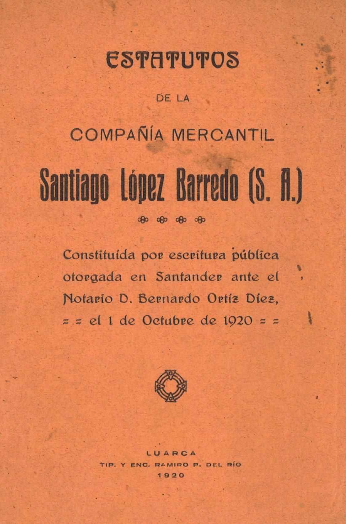 Santiago López Barredo, S.A.