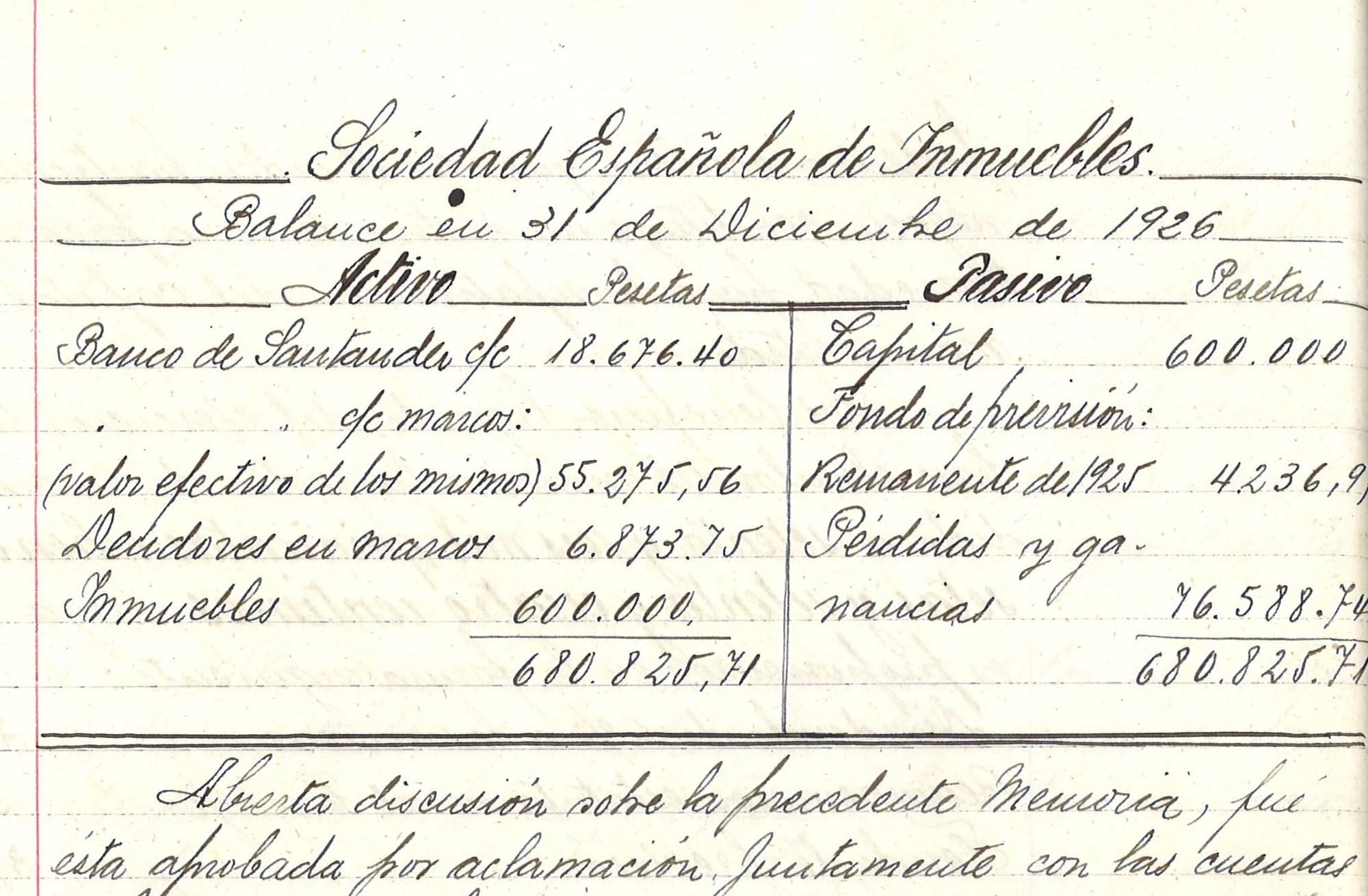 Sociedad Española de Inmuebles
